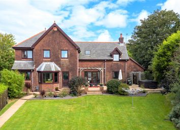 Thumbnail 4 bed detached house for sale in The Close, Spittal, Haverfordwest
