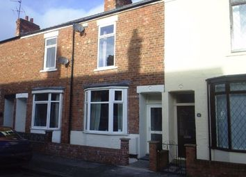 Thumbnail 2 bed terraced house to rent in Hilda Street, Selby