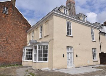 Thumbnail 2 bed flat to rent in First Floor Flat, The Priory, Barnstaple