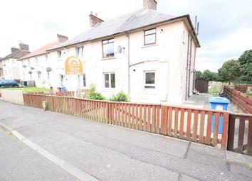 Thumbnail 2 bed flat for sale in 12 Brucefield Terrace, Lumphinnans, Cowdenbeath, Fife