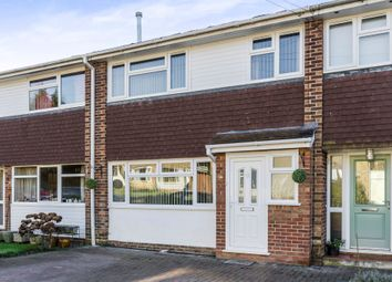 Thumbnail 4 bed terraced house for sale in Latham Close, Fair Oak, Eastleigh