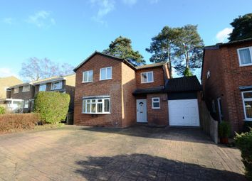 Thumbnail 4 bedroom detached house to rent in Balliol Way, Owlsmoor, Sandhurst