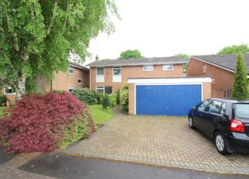 Thumbnail 4 bed property to rent in Hexham Close, Worth, Crawley