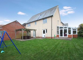 Thumbnail 5 bed detached house for sale in Quantrill Terrace, Grange Farm, Kesgrave, Ipswich