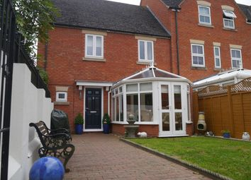 Thumbnail 3 bed end terrace house for sale in Monterey Road, Walton Cardiff, Tewkesbury, Gloucestershire