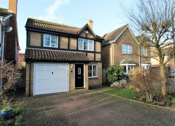 Thumbnail 4 bed detached house for sale in Kingfisher Drive, Hemel Hempstead