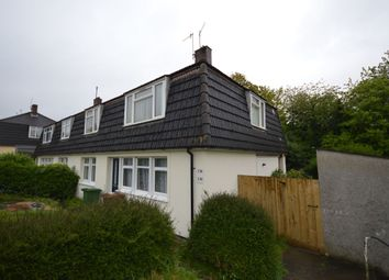 Thumbnail 2 bed flat for sale in Sheridan Road, Manadon, Plymouth