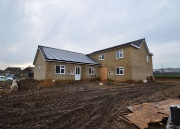 Thumbnail 4 bed bungalow for sale in Mill House Lane, Winterton, Scunthorpe