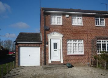 Thumbnail 3 bedroom terraced house to rent in Grantham Close, Swindon, Wiltshire