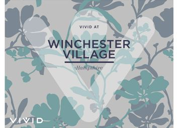 Thumbnail 2 bed semi-detached house for sale in Winchester Village, Winchester