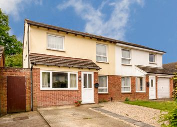 Thumbnail 5 bed semi-detached house for sale in Springwood Close, Godinton Park, Ashford