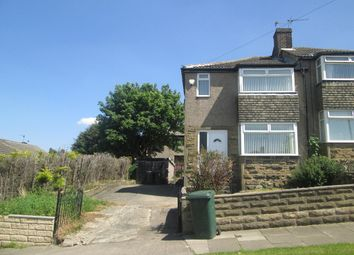 Thumbnail 3 bed semi-detached house to rent in Flockton Road, Bradford
