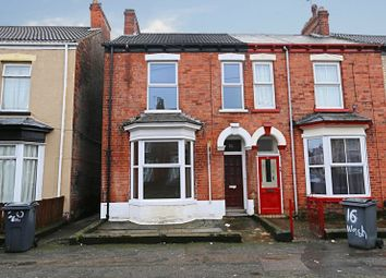 Thumbnail 3 bedroom terraced house for sale in Washington Street, Hull