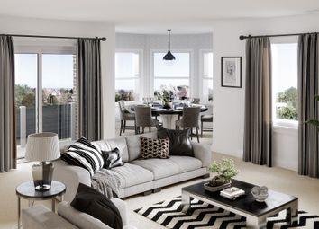 Thumbnail 3 bedroom flat for sale in 35 Pwyllycrochan Avenue, Colwyn Bay