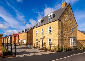 """Thumbnail 5 bedroom detached house for sale in """"Emerson"""" at Popes Piece, Burford Road, Witney"""