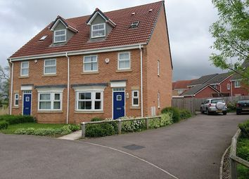 Thumbnail 6 bed semi-detached house for sale in Picton Close, Hamilton, Leicester