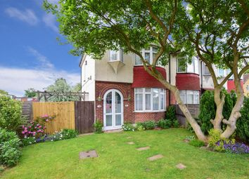Thumbnail 3 bed end terrace house for sale in Walderslade Road, Walderslade, Chatham, Kent