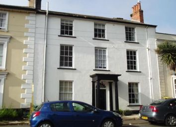Thumbnail 1 bed flat to rent in Barton Terrace, Dawlish