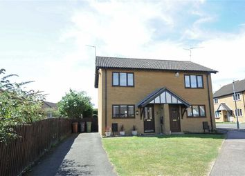Thumbnail 2 bed semi-detached house for sale in Chatsworth Drive, Wellingborough