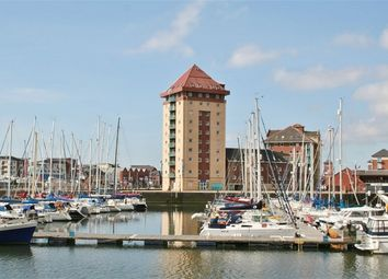 Thumbnail 2 bedroom flat for sale in Pocketts Wharf, Maritime Quarter, Swansea