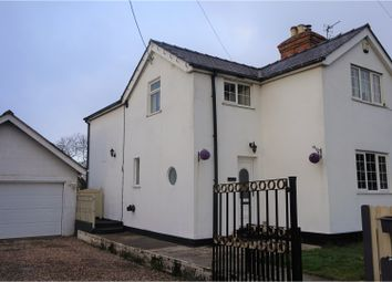 Thumbnail 3 bed semi-detached house for sale in Shrewsbury Road, Shrewsbury