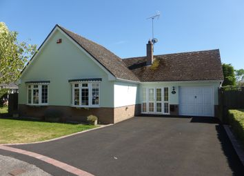 Thumbnail 3 bed bungalow for sale in Wares Close, Winterborne Kingston, Blandford Forum