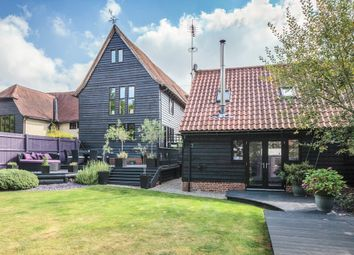 Thumbnail 5 bed barn conversion for sale in The Causeway, Finchingfield, Braintree