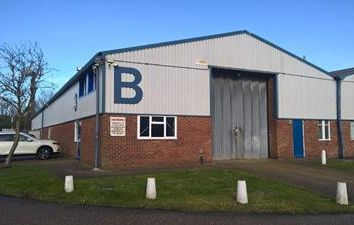 Thumbnail Light industrial to let in Block B3, Ford Airfield Industrial Estate, Ford, Arundel, West Sussex
