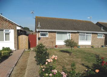 Chaucer Walk, Eastbourne BN23. 1 bed semi-detached bungalow
