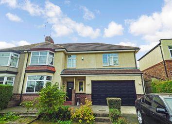 Thumbnail 4 bedroom semi-detached house for sale in Oxbridge Lane, Stockton-On-Tees