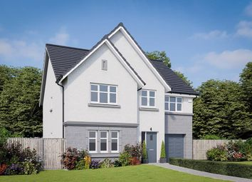 """Thumbnail 5 bed detached house for sale in """"The Crichton"""" at Balhalgardy Rise, Inverurie"""