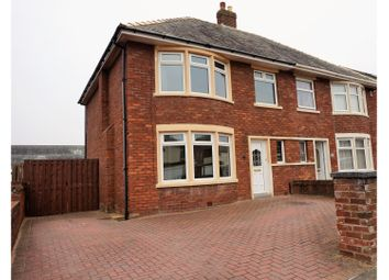 Thumbnail 3 bed semi-detached house for sale in Sandridge Place, Blackpool