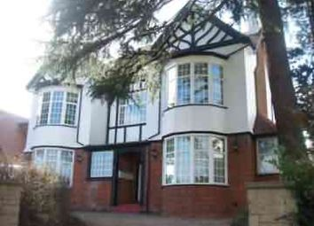 Thumbnail 1 bed flat to rent in Lichfield Road, Sutton Coldfield, West Midlands