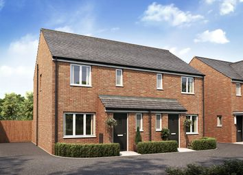 "3 bed semi-detached house for sale in ""The Hanbury "" at ""The Hanbury "" At Newlands Drive, Grove, Wantage OX12"