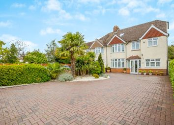 Thumbnail 5 bed semi-detached house for sale in Shrub End Road, Colchester