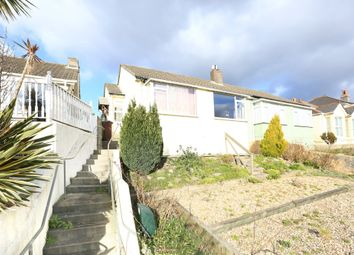 Thumbnail 2 bed semi-detached bungalow for sale in Billacombe Road, Plymstock, Plymouth