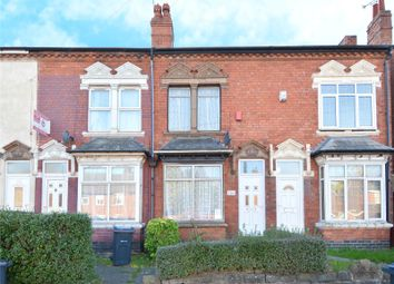 Thumbnail 2 bed terraced house for sale in Portland Road, Birmingham