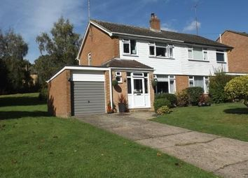 Thumbnail 3 bed semi-detached house for sale in Kipling Way, East Grinstead, West Sussex