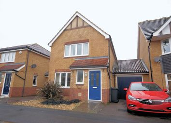 Thumbnail 3 bed link-detached house for sale in Harvard Close, Lee-On-The-Solent
