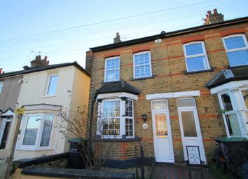Thumbnail 2 bed end terrace house to rent in Dover Road, Northfleet, Gravesend