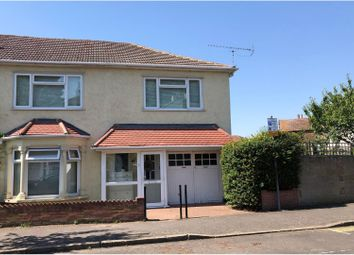 4 bed semi-detached house for sale in Cotleigh Road, Romford RM7