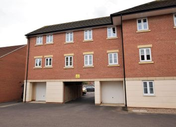 Thumbnail 2 bed flat for sale in John Clare Close, Oakham