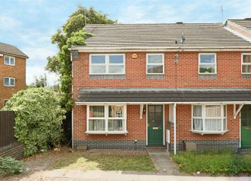 Thumbnail 3 bed town house for sale in Gedling Grove, Arnold, Nottingham