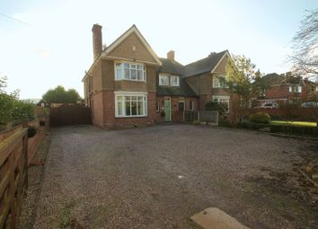 Thumbnail 4 bed semi-detached house for sale in Holyhead Road, Wellington, Telford