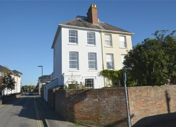 Thumbnail 4 bed semi-detached house for sale in Eastern Road, Lymington, Hampshire