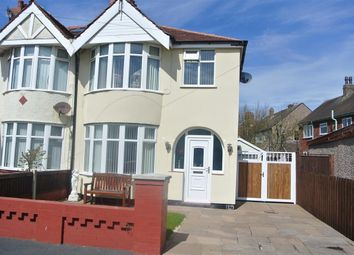 Thumbnail 3 bed semi-detached house for sale in Jem Gate, Thornton-Cleveleys