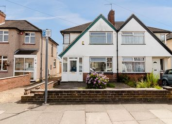 Thumbnail 3 bed semi-detached house for sale in Wentworth Crescent, Hayes, London
