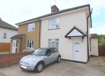 Thumbnail 3 bed semi-detached house to rent in Northfield Road, Laleham, Staines-Upon-Thames