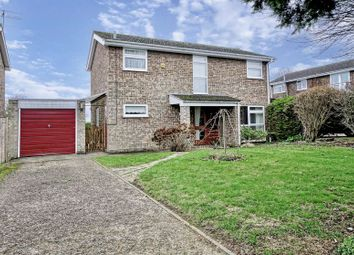 Thumbnail 4 bed detached house for sale in Cowper Court, Eaton Ford, St. Neots