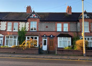 Thumbnail 2 bed terraced house to rent in London Road, Nantwich